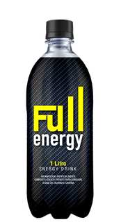 Energético Full Energy Drink 1L