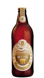 Cerveja Baden Baden Weiss de Trigo 600 ml