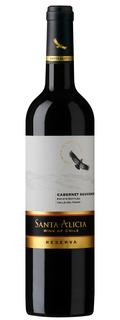 Vinho Santa Alicia Reserva Cabernet Sauvignon 750 ml