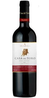 Vinho Casa Del Toro Cabernet Sauvignon 750 ml