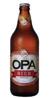 Cerveja Opa Bier Pilsen 600 ml