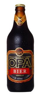 Cerveja Opa Bier Escura Porter 600 ml