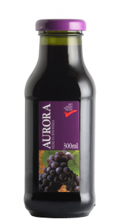Suco de Uva Integral Aurora 300ml