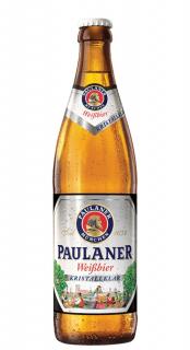 Cerveja Paulaner Weissbier Kristallklar 500 ml