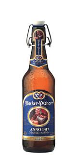 Cerveja Paulaner Hacker-Pschorr Anno 1417 - 500 ml