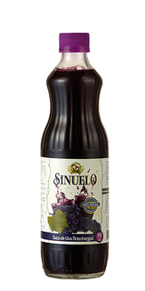 Suco de Uva Natural Tinto Vidro Integral Sinuelo 500 ml