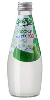 CocoThai Coconut Water 100% 290ml (100% Água de Coco)