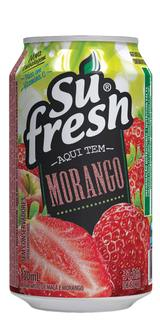 Néctar de Morango Sufresh Lata 330ml