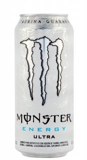 Energético Monster Energy Ultra 473ml