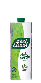 Chá Feel Good Verde 1 L