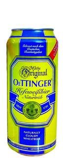 Cerveja Oettinger Original Hefe Weissbier 500 ml