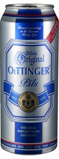 Cerveja Oettinger Pils Lata 500 ml