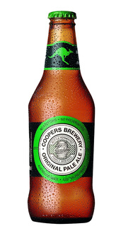 Cerveja Coopers Brewery Pale Ale Long Neck 375 ml