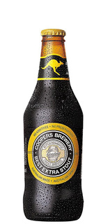 Cerveja Coopers Best Extra Stout Long Neck 375 ml