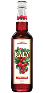 Xarope Kaly Cranberry 700 ml