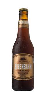 Cerveja Eisenbahn Weizenbock Long Neck 355 ml