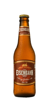 Cerveja Eisenbahn Strong Golden Ale Long Neck 355 ml