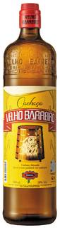 Cachaça Velho Barreiro 910 ml