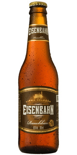 Cerveja Eisenbahn Rauchbier Long Neck 355 ml