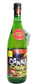 Cachaça Canna Schnaps 600 ml