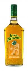 Cachaça Terra Brazilis 51 1 L