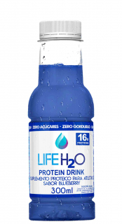 Bebida Proteica Life H2O Blueberry 300ml