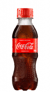 Refrigerante Coca Cola Pet 200ml