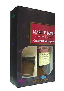 Vinho Marcus James Cabernet Sauvignon General 750 ml (Kits)