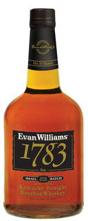 Whisky Bourbon Evan Williams Kentucky 1783 750 ml