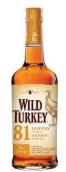 Whisky Wild Turkey 81 Kentucky Bourbon  1L