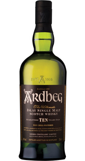 Whisky Ardbeg Single Malt 10 Anos 750 ml