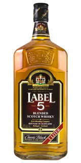 Whisky Label 5 1 L