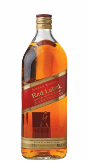 Whisky Johnnie Walker Red Label 1,750L