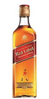Whisky Johnnie Walker Red Label 750ml