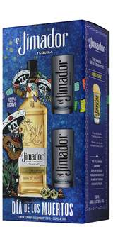 Tequila El Jimador Reposado 750 ml com 2 Copos (Kits)