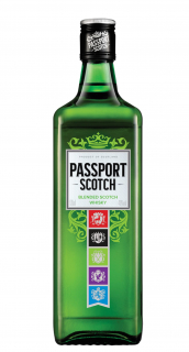 Whisky Passport Scotch 670ml