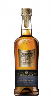Whisky Dewars 25 Anos 750ml