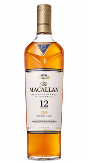 Whisky The Macallan Double Cask 12 anos 700ml