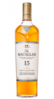 Whisky The Macallan Triple Cask 15 Anos 700ml