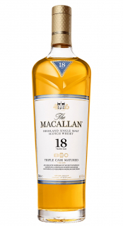 Whisky The Macallan Triple Cask 18 Anos 700ml