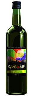 Vinho San Tomé Branco Suave 750 ml