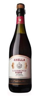 Vinho Lambrusco Anella Frisante Rosso 750 ml