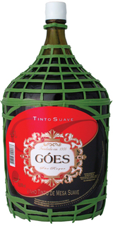 Vinho Góes Tinto Suave 4,5 L
