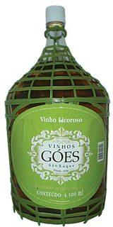 Vinho Góes Branco Licoroso 4,5 L