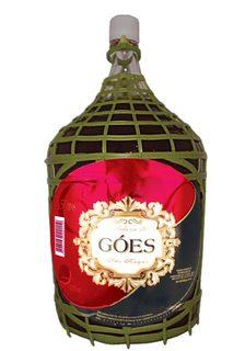 Vinho Góes Rosado Licoroso 4,5 L