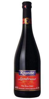 Vinho Lambrusco Riunite Rosso 750 ml