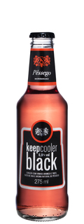 Keep Cooler Black Pêssego Vidro 275 ml