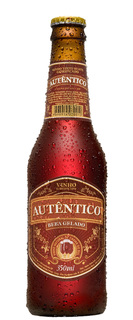 Chopp de Vinho Autêntico Tinto Long Neck 350ml