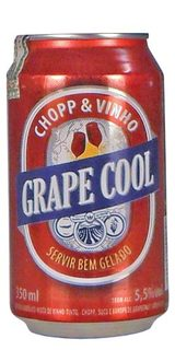 Cooler Grape Cool Tinto Lata 350 ml