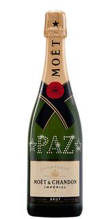 Champagne Moët Impérial Brut Personalizada 750 ml